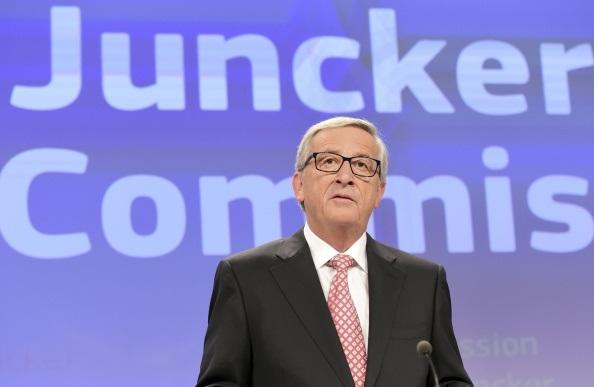 BELGIUM-EU-COMMISSION-JUNCKER
