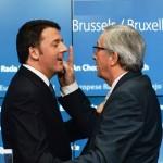 Il nuovo scontro tra Renzi e Juncker: vera animosità o tattica?