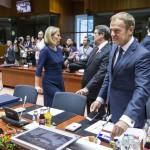Migranti, Russia, Brexit: il Consiglio europeo rischia di essere un