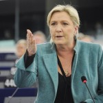 Marine Le Pen - © European Union 2016 - Source : EP