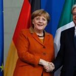 Berlino, immigrati, Gentiloni, Merkel