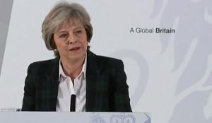 Brexit, negoziati, discorso, lancaster house, theresa may