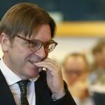 Verhofstadt: Una proroga per la Brexit è possibile, ma non oltre le europee