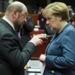 Effetto Schulz: la Spd supera il partito di Merkel nei sondaggi