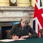 Ambasciatore britannico in Consiglio Ue, inizia il processo della Brexit