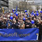 Pulse of Europe: gli europeisti scendono in piazza ogni settimana