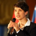 Frauke Petry leader di Afd