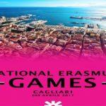 Erasmus games Cagliari