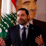 Siria, Hariri: