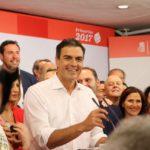 Pedro Sanchez si riprende il Partito socialista, scricchiola il governo di Rajoy