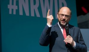 Martin Schulz, candidato cancelliere