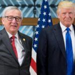 Juncker: Trump non può ritirarsi dall'accordo sul clima, non siamo suoi vassalli