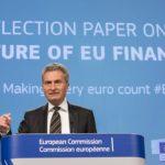 Con la Brexit l'Ue avrà 10-11 miliardi in meno nel suo bilancio