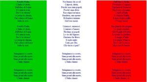 Inno di Mameli, inno ufficiale, Italia