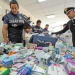 medicinali contraffatti falsi
