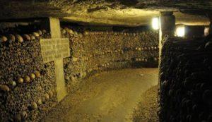 catacombe, parigi