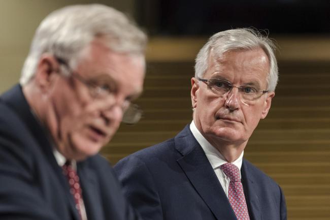 Brexit, negoziati, terzo round