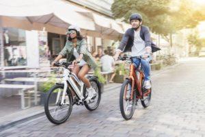 bicicletta elettrica, import, export