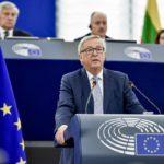 Juncker: Un solo presidente per Consiglio e Commissione per un'Europa più forte