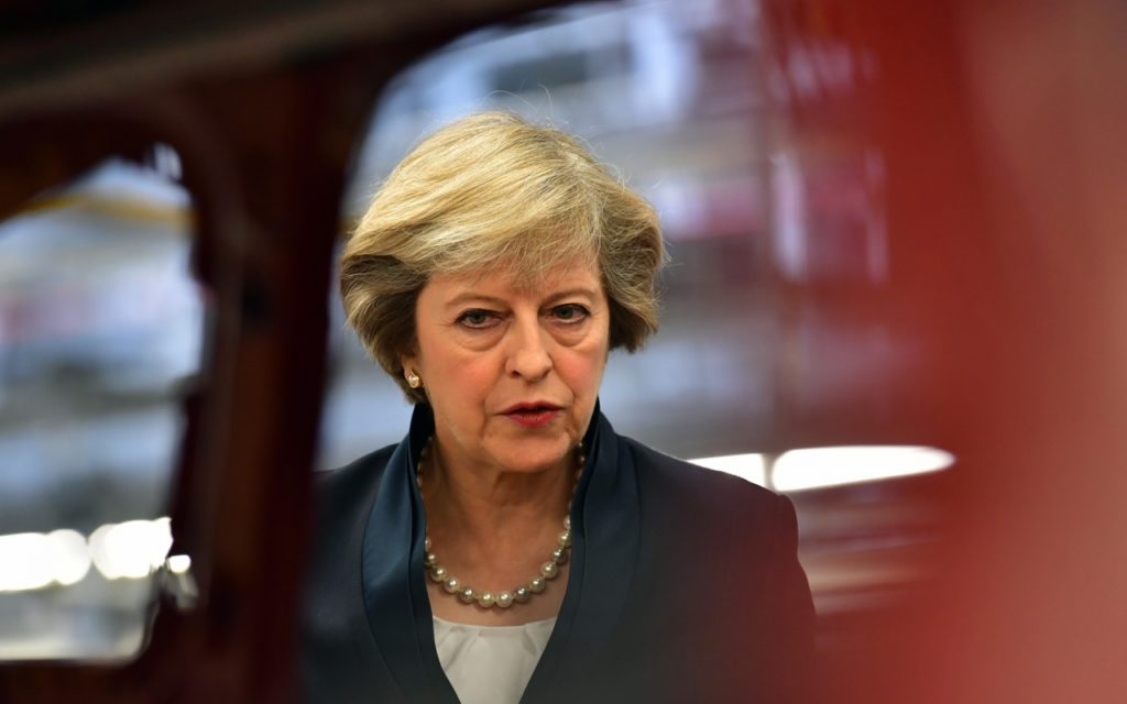 Brexit, parlamento europeo, Theresa May