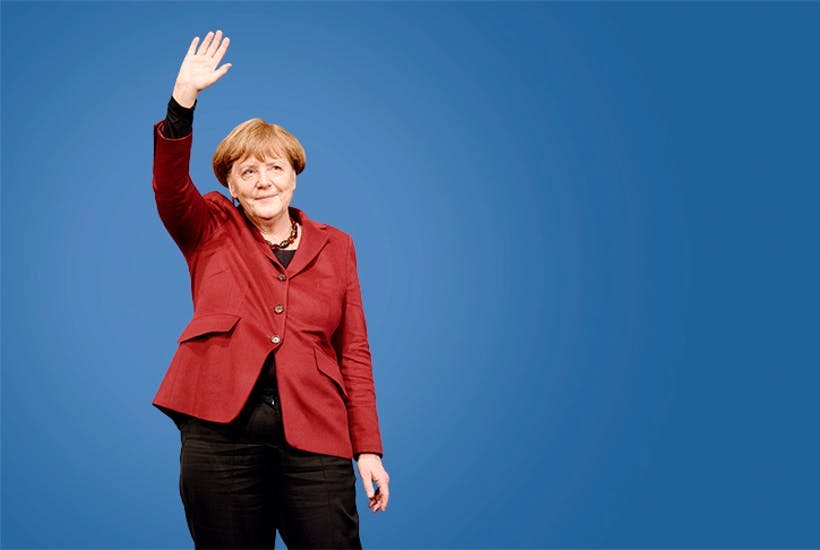 Germany, elections, Merkel, column