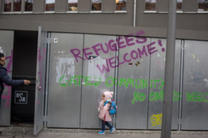 Dublino, diritto di asilo, accoglienza