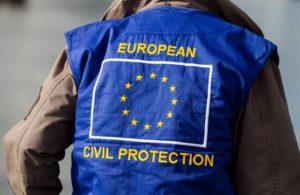 protezione civile, unione europea