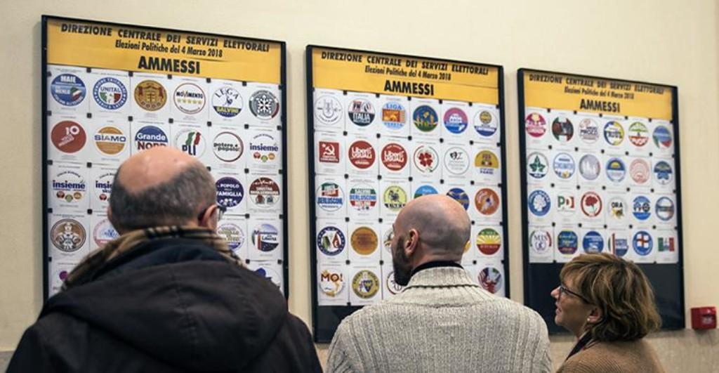 """Elezioni 2018, nella circoscrizione europea i partiti si """"dimenticano"""" delle donne"""