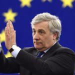 """Tajani a Madrid per ricevere il premio """"Forum Nuova Economia"""""""
