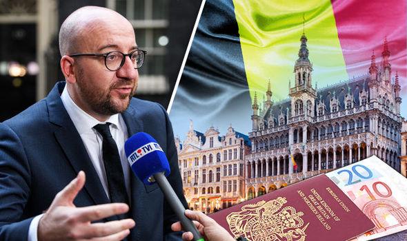Brexit, cittadinanza, britannici, belgio