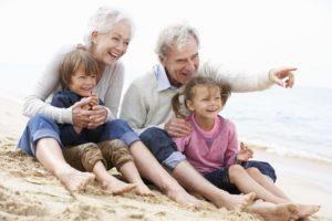 nonni, nipoti, divorziati, separati