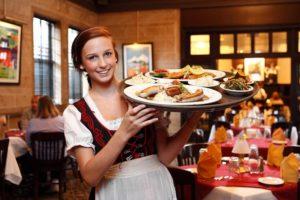 Germania, lavoro, ristorazione