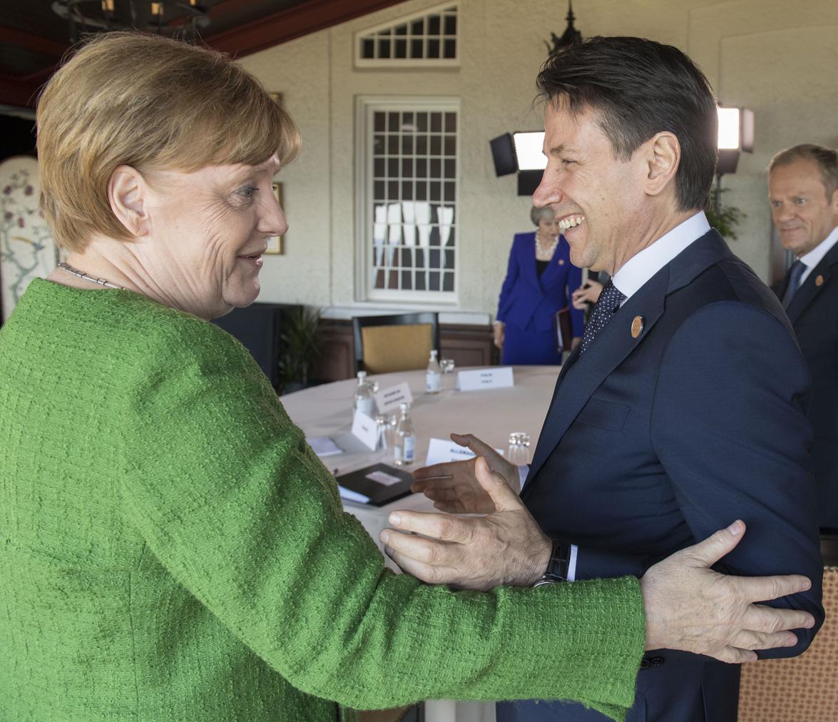 incontro bilaterale italia francia