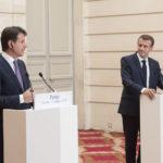 Conte e Macron trovano intese su migranti ed Eurozona, in attesa del confronto con Merkel