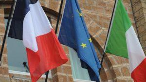 Francia Italia forza Aquarius