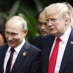 Trump e Putin potrebbero incontrarsi a Helsinki la settimana prossima