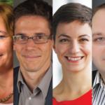 I Verdi europei presentano i loro quattro candidati alla guida della prossima Commissione