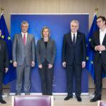 Kosovo e Serbia, il clima resta teso, ma Mogherini non demorde