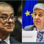 Tria-Centeno, dialogo tra sordi. Il ministro italiano: Un suicidio quello che vuole Ue