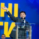 Ucraina, il presidente Zelensky sfonda anche nelle elezioni legislative