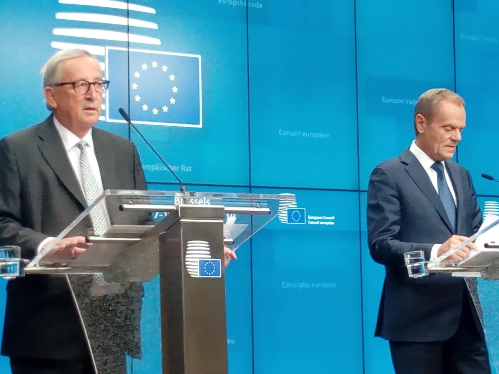 Incontri UE