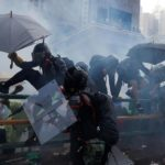 Commissione Ue sugli scontri a Hong Kong,