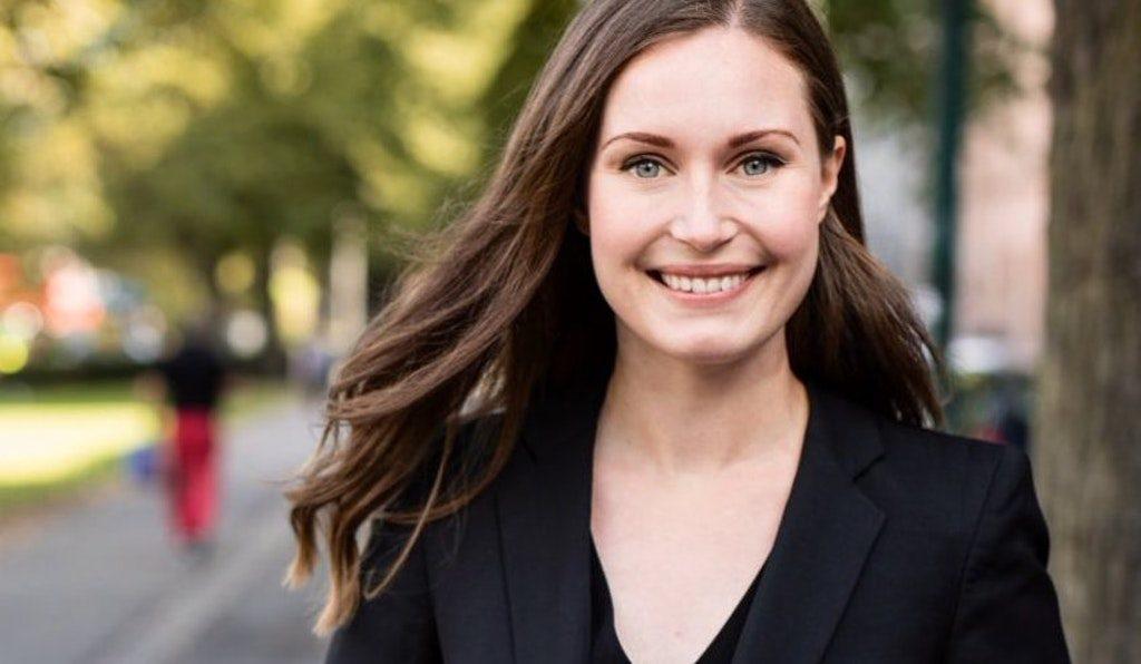 Sanna Marin, il premier finlandese più giovane del mondo