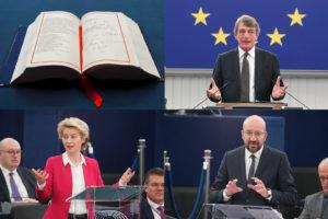 Debate in the European Parliament on the Lisbon Treaty
