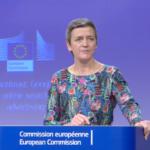 Green Deal, Vestager: