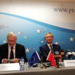 Coronavirus, per l'ambasciatore cinese in UE l'impatto economico dell'epidemia è