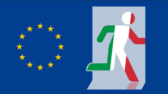 Italexit? 'No'. A Bruxelles i deputati europei leghisti scaricano ...