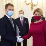 Slovacchia, ha giurato il nuovo governo guidato da Igor Matovic
