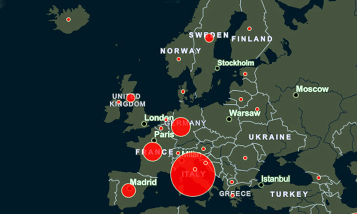 Come Si Affronta L Emergenza Negli Stati Europei Scheda Eunews