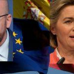 Michel e von der Leyen agli spagnoli: non siete soli